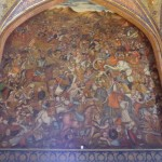 Fresco in Chehel Sotun Palace, Esfahan
