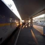 Trein naar Boedapest, vanuit Wenen