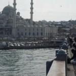 Vanaf Galata brug, Istanbul