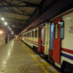 Trans Asia Express, Haydarpasa station, Istanbul